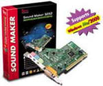 Sound Card Genius SoundMaker 32X2