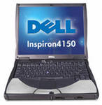 Notebook, Laptop Dell Inspiron 4150