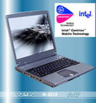 Notebook, Laptop Digimate M-2615