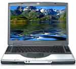Notebook, Laptop HP Compaq nx7010